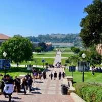 Le campus de UCLA