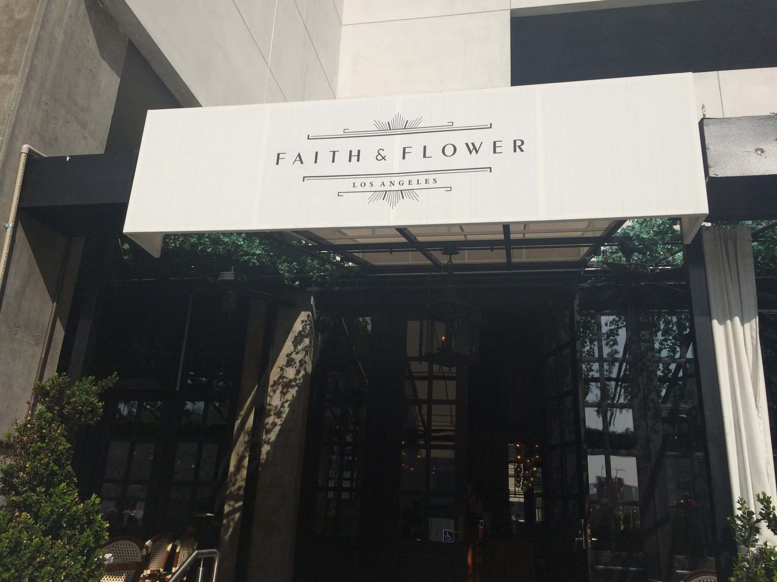 Faith & Flower DTLA