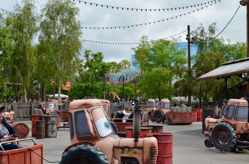 Disney California Adventure