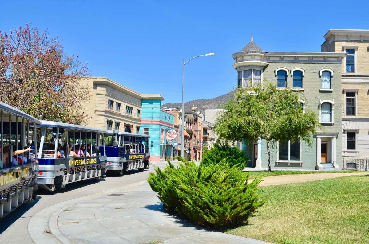 Universal Studios, parc surcôté ?