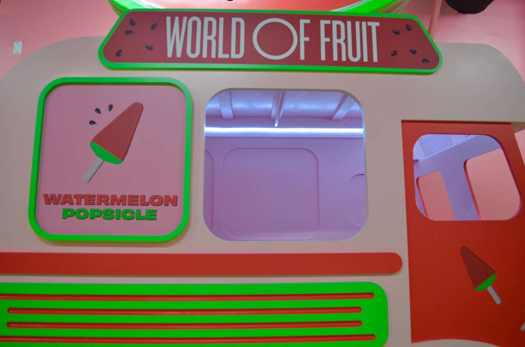 World of Fruit