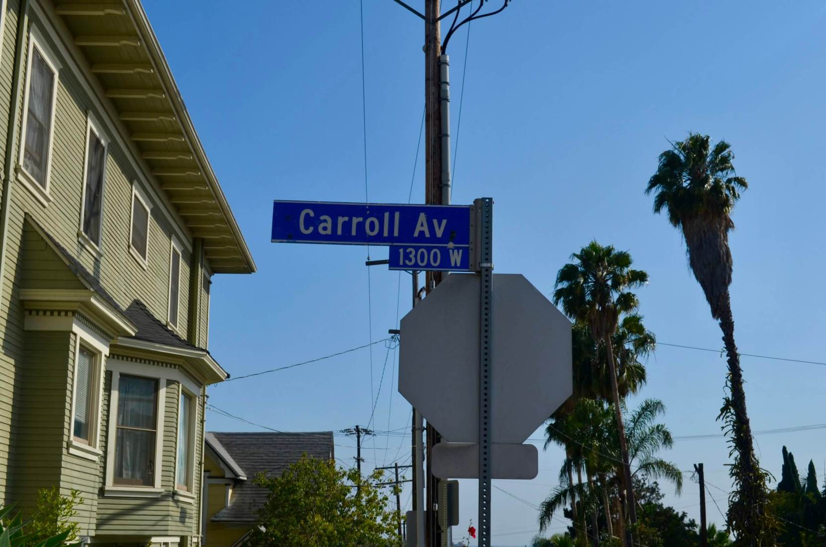 Carroll Avenue