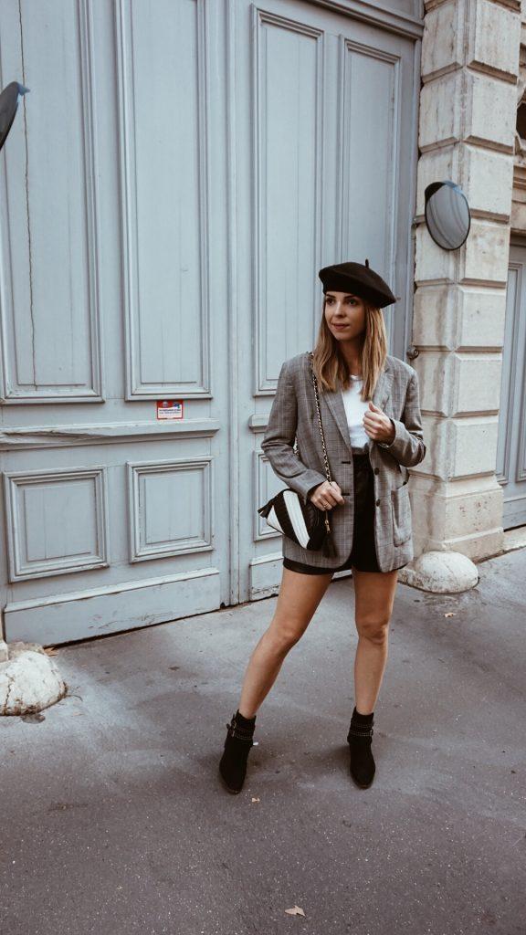 look octobre parisien