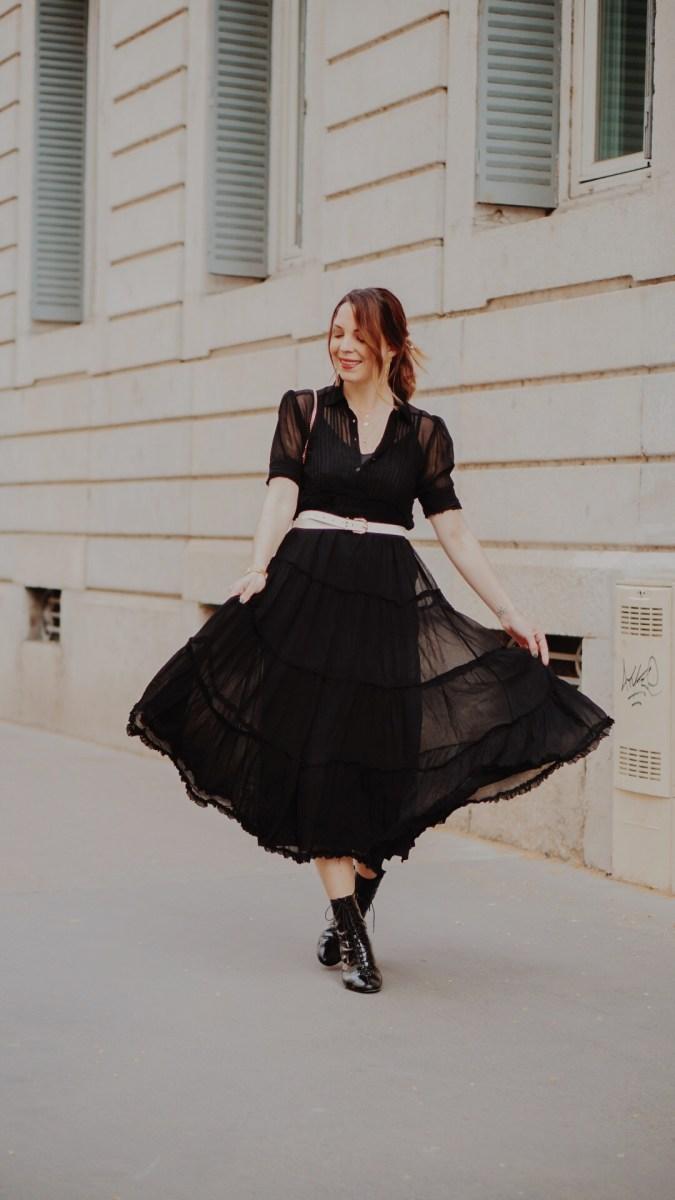 Confidence d'une blogueuse : 1 an de blog