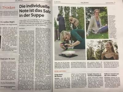 Gänseblümchen & Sonnenschein Stadt Nachrichten