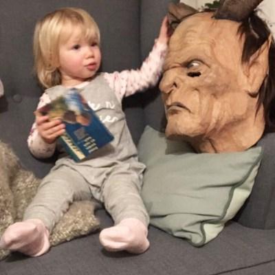 Das kleine Fräulein & der Krampus
