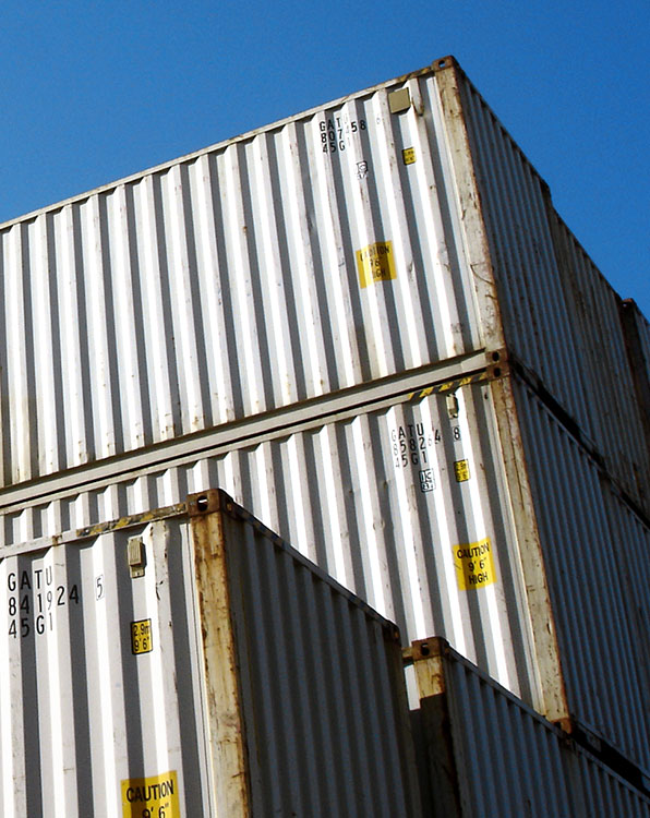 Container-Investition
