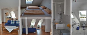 Slider Ferienwohnung 2 Gästehaus Im Unnerdorf