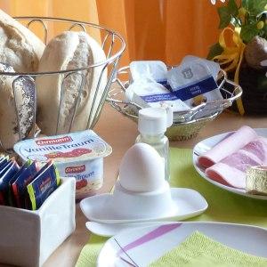 Gästehaus Im Unnerdorf Frühstück
