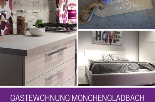 Gästewohnung Mönchengladbach Rheindahlen-Opening-Collage