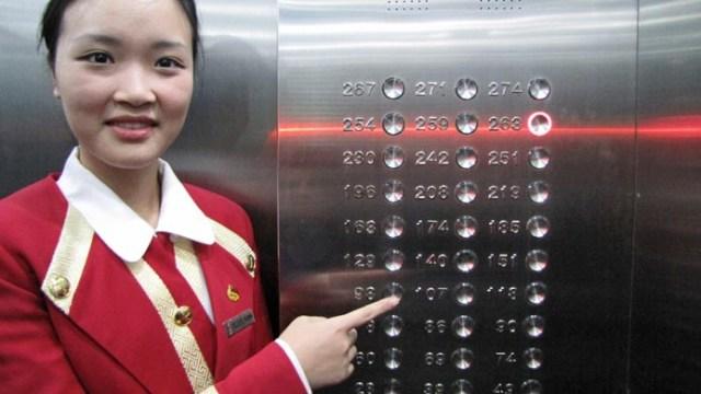 1 Lift ascensore Shanghai Immagine 508