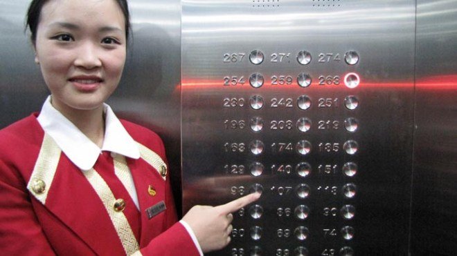 1 Lift ascensore Shanghai Immagine 508