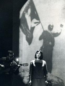 1 Margot e Fausto Amodei nel 1964 225232_1561133608287_8263050_n
