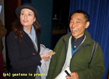 1 Gigliola Cinquetti con Ryuji Inoue (by Gaetano Lo presti) P1040289