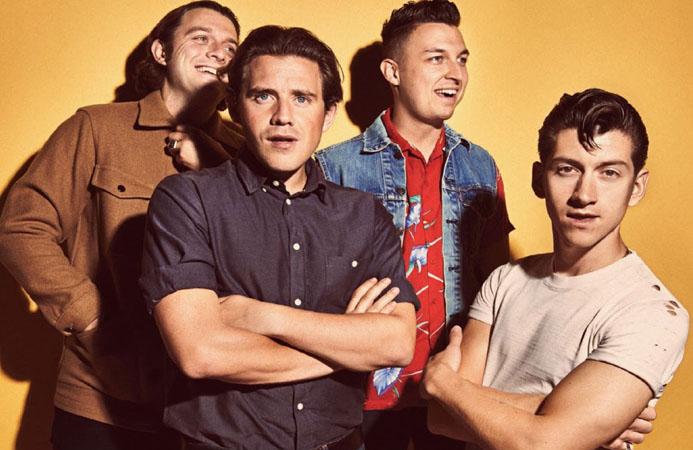 Arctic Monkeys IMG_3832