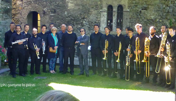 1 Riccardo Muti ok e gli Ottoni dell'Istituto Musicale P1350419