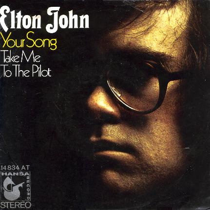 Elton yoursong-ger