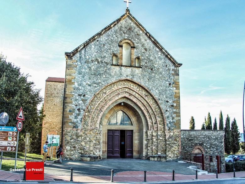 GAMBASSI TERME-Chiesa del CRISTO RE