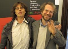 Enrico Martinet e Daniele Gorret