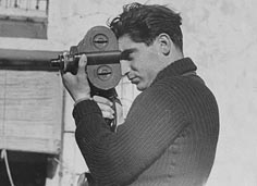 Robert Capra (by Gerda Taro)