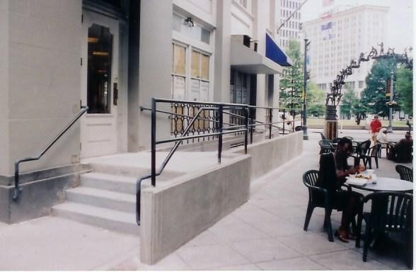 H A Enterprises Inc 770 560 4477 Atlanta Ga Handicap Ramp Hand   Handicap Handrails For Stairs   Grab Bars   Deck Railing   Stainless Steel   Ada Compliant   Wheelchair Ramp