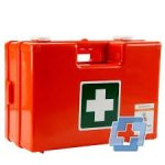 First aid for laboratory hazards