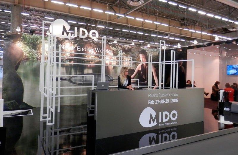 Josep Pellicer participa en la Feria Eyewear Show 2016, Milán