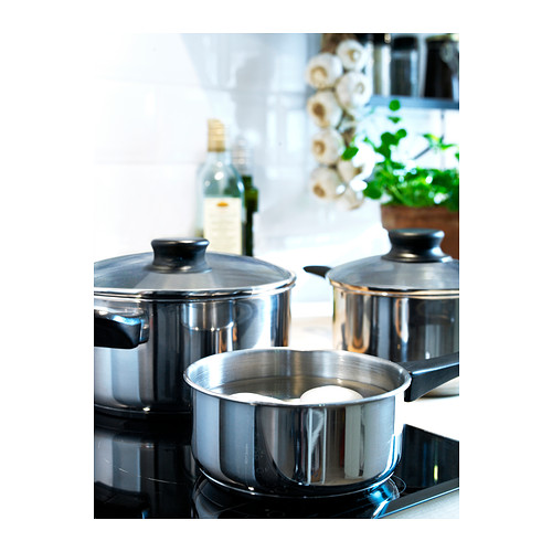 Cookware Set Pots And Pans Ikea