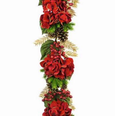 Christmas garland arnotts