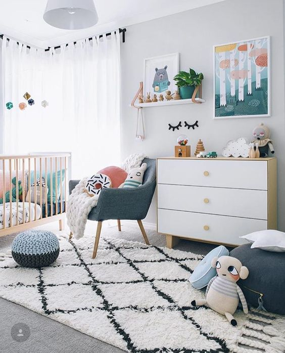 pinterest children's room decor