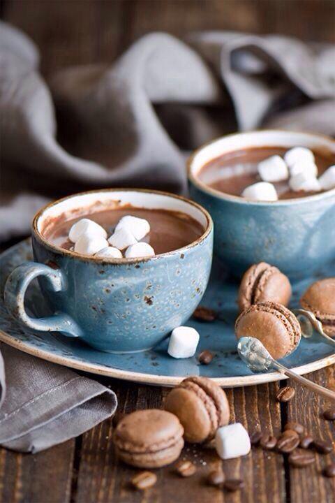 hot chocolate pinterest