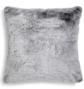 marks and spencer faux fur cushion