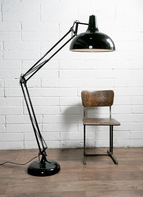 industry and co lamp