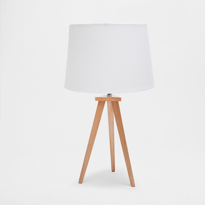 zara home lamp