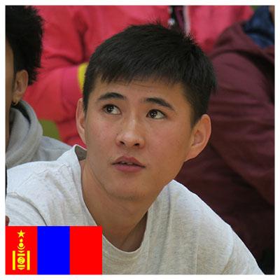 モンゴル留学生