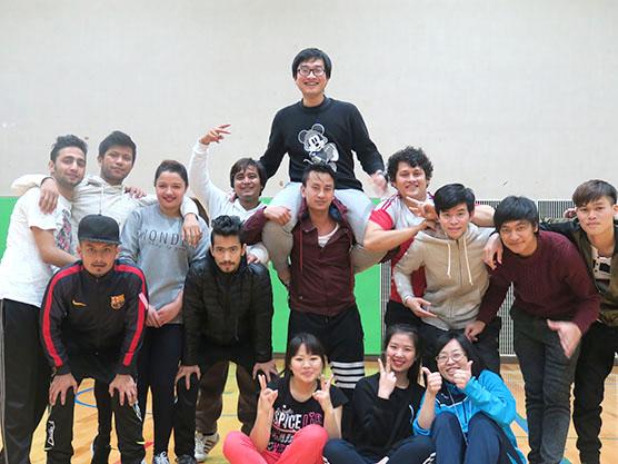 当学院の運動会