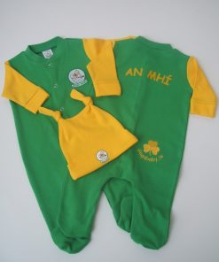 GagaBaby Meath GAA Babygro and Hat Set