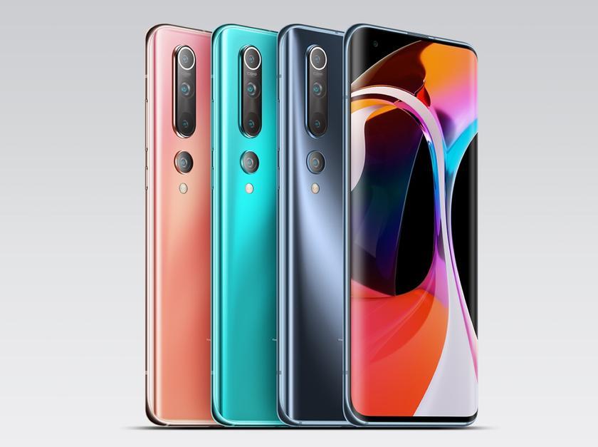 Xiaomi Mi 10 и Xiaomi Mi 10 Pro дебютируют на глобальном рынке уже в этом месяце