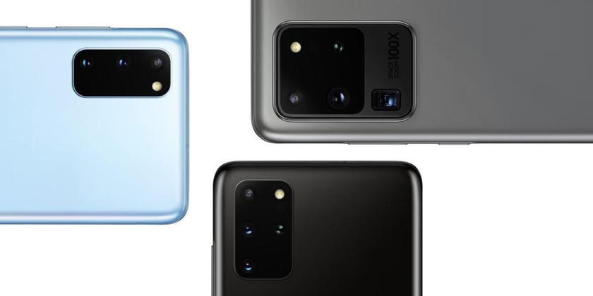 Samsung Galaxy S20, Galaxy S20+ и Galaxy S20 Ultra получили новое  обновление ПО, в котором улучшили камеру