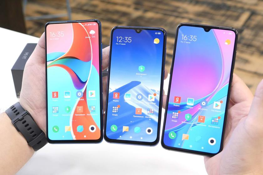 Xiaomi Mi 10 ворвался в ТОП: самые производительные смартфоны февраля по версии AnTuTu