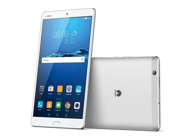 Huawei MediaPad M5 за $350 получит дисплей диагональю 8,4 дюйма