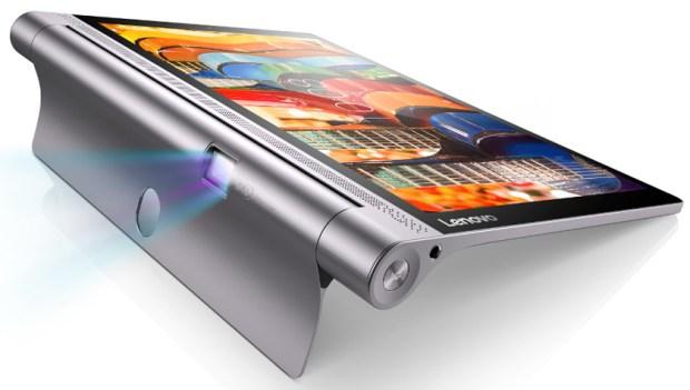 Планшет Lenovo Yoga Tab 3 на Android выйдет этой осенью
