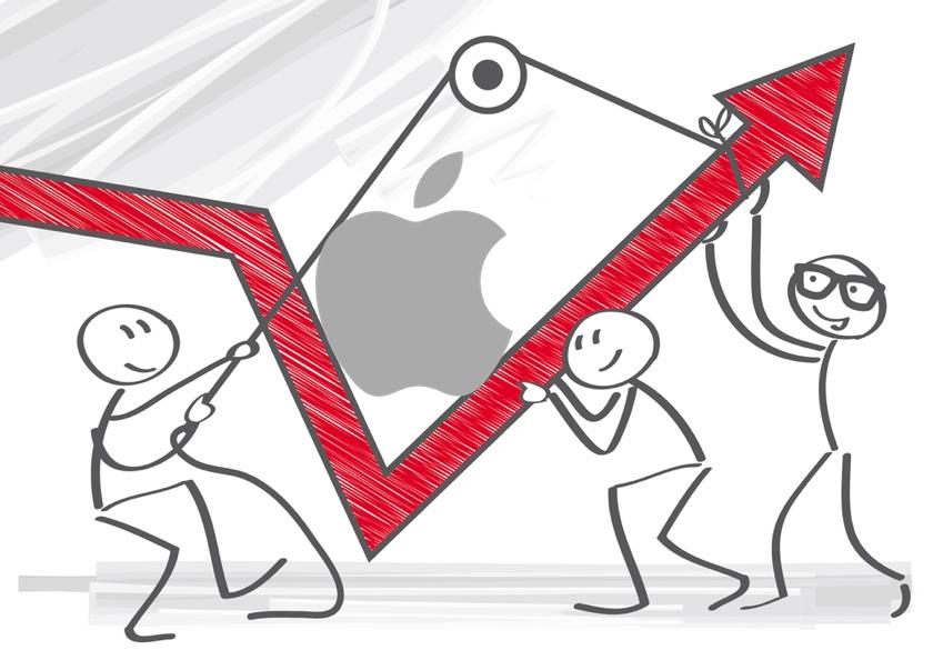 На Уолл-стрит ожидают наихудшую динамику продаж iPhone