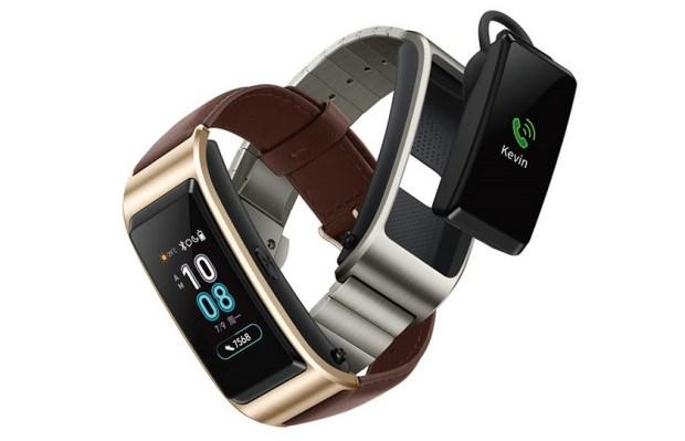 Фитнес-браслет Huawei TalkBand B5 представлен официально