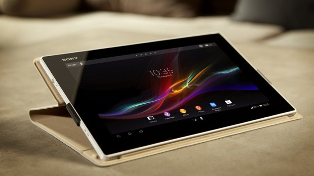 Sony готовит планшеты серии Xperia XZ2