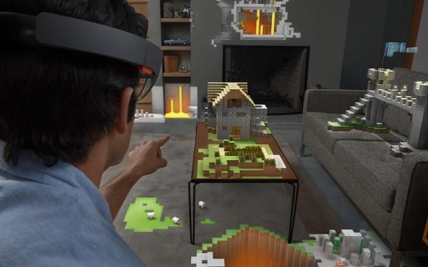 Microsoft поделилась, что новые студии компании создают голограммы Mixed Reality