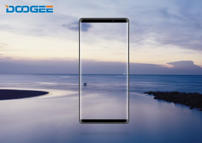 DOOGEE MIX 2: 6-inch screen 18: 9 and two dual cameras-2