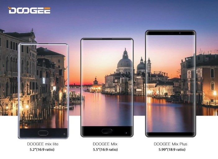 DOOGEE MIX 2: 6-inch screen 18: 9 and two dual cameras-3