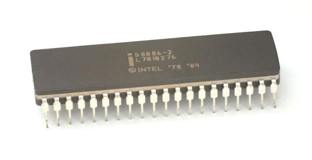 История процессоров Intel. 8086/8088 и первый IBM PC