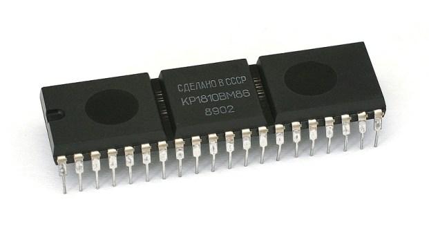 История процессоров Intel. 8086/8088 и первый IBM PC-4